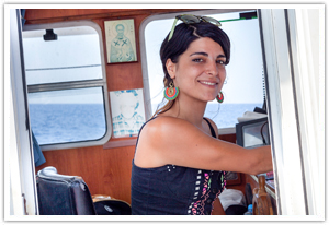 Santorini Fishing Team- Giorgos & Anthi